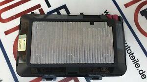 Original VW Golf 8 Koppelantenne Induktive Ladeplatte Wireless Charging Unit