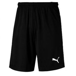 PUMA Men's Liga Training Shorts Black 655316 03