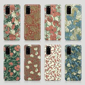 Tirita Case for Samsung S20 S10 S8 S9 S7 Floral Chic Roses Tulips Garden Shabby