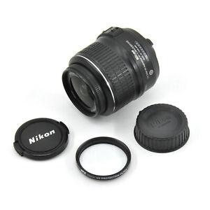 Nikon AF-S DX Nikkor 18-55mm F3.5-5.6G VR Lens For Nikon F Mount!