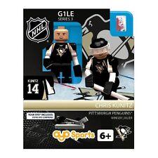 NHL Pittsburgh Penguins Chris Kunitz Generation 1 Toy Figure NEW Toys Hockey