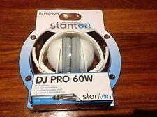 Stanton DJ Pro 60W Headband Headphones White