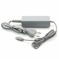 AC Wall Power Supply Adapter Charger Cable for Nintendo Wii U Console Gamepad