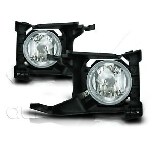 For 2018 Subaru Forester Fog Lights w/Wiring Kit - Clear