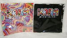 Korean Idol Kara HITS! Taiwan Promo two pvc pillow