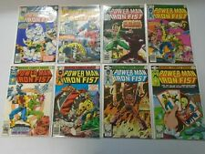 Power Man Iron Fist lot 19 diff from #57-76 avg 7.0 FN VF (1979-81)
