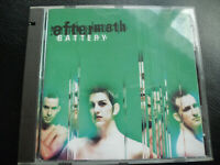 BATTERY   -   AFTERMATH   ,  CD   1998  ,   SYNTH   POP , ELECTRONIC  INDUSTRIAL