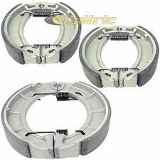 FRONT & REAR BRAKE SHOES FITS YAMAHA TIMBERWOLF 250 YFB250 1992 1993 1994