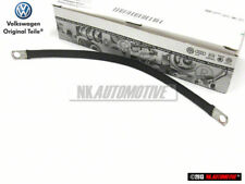 Original VW Bonnet Hood Earth Line Ground Strap - 533971537