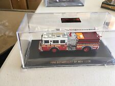 code 3 fdny  Engine 58 1/64 scale
