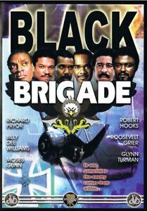 BLACK BRIGADE - Richard Pryor, Bill Dee Williams, Stephen Boyd - DVD - New