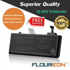 "FLOUREON 6100mAh 67Wh A1322 Akku Batterie for MacBook Pro 13"" (A1278, 2009-2012)"