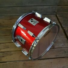 More details for sonor tom drum 13 x 9 phonic plus, red sparkle used! rk13ts240821