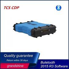 TCS CDP 2015 R3 Software Bluetooth Cars Auto Diagnostic Tool OBD2 Code Readers