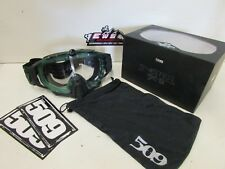 509 SINISTER MX-5 GOGGLE COMBAT NEW