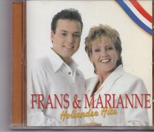Frans Bauer&Marianne Weber-Hollandse Hits cd album