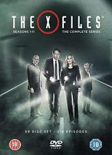 X-FILES, COMPLETE SERIES,SEASONS 1-11 DVD NEW