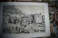 1916  Zeitungsdruck 59 / Sandomierz Kielce Pinczow Widsow Krasnostaw Doberdo