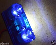 4x LED Heck Kennzeichen Nummernschild Lichter Lampen für DAF