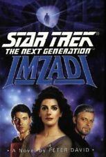Star Trek: The Next Generation Ser.: Imzadi by Peter David (1992, Hardcover)