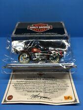 2001 Maisto 1:18 Harley Davidson 1936 EL Knucklehead
