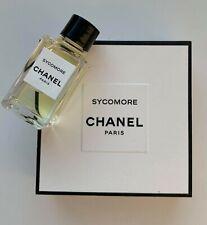 Chanel sycomore Les Exclusifs EDP 4ml 0.12 fl oz boxed miniature VIP GIFT NIB