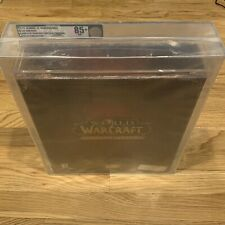 World of Warcraft Mists of Pandaria Collectors Edition sealed graded VGA 85 game