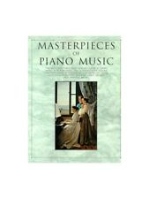 Play Masterpieces Of Piano Classic Romantic Modern Sacred Operatic MUSIC BOOK