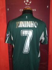 JUNINHO PAULISTA CELTIC 2004/2005 MAGLIA SHIRT CALCIO FOOTBALL MAILLOT JERSEY