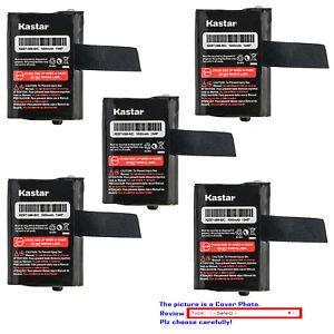 Kastar Battery Replace for Motorola TalkAbout SX800R 2 Way Radio Walkie Talkies