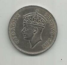 01E) EAST AFRICA 1 SHILLING 1952 - COPPER/NICKEL - UNC