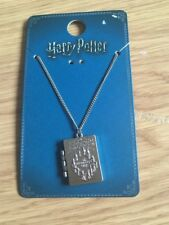Harry Potter Hogwarts Official Marauders Map Marauder's Necklace Ladies Women's