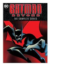 Batman Beyond . The Complete Series . Season 1 2 3 . Of The Future . 9 DVD . NEU