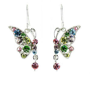 Miss Mysterious Butterfly Earrings MORE COLOURS AVAILABLE
