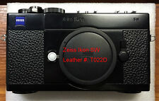 Zeiss Ikon SW replacement leather cover kit T022D
