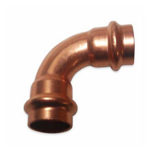 """3/4"""" 90 Degrees Elbow Press x Press (BAG OF 10)- COPPER PIPE FITTING"""