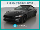 2020 Ford Mustang EcoBoost Convertible 2D Power Door Locks LED Headlamps Dual Air Bags Air Conditioning CD/MP3 (Single