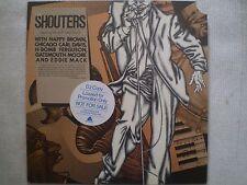 """The SHOUTERS Vol.9 """"Roots of Rock N Roll"""" Savoy 2-LP M/NM Van Gelder Mastering"""