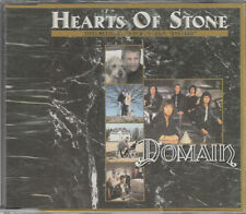 Domain CD-SINGLE HEARTS OF STONE--- 5:14 min EXTENDED VERSION