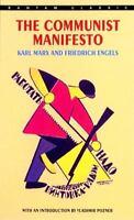 Communist Manifesto, Paperback by Marx, Karl; Engels, Friedrich, New (Other)