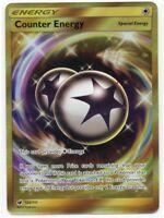COUNTER ENERGY - Secret Rare Holo - Pokemon Card Crimson Invasion MINT 122/111