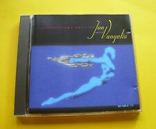 "CD "" JON & VANGELIS - THE BEST OF "" 9 SONGS (ITALIAN SONGS)"