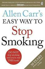 Allen Carr's Easy Way to Stop Smoking by Allen Carr (Paperback, 2015)