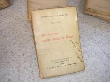 1908.dix contes écrits dans le Nord / Pierre Hamp