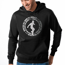 Jumping all over the World Jumpstyle Jumper Dance Kapuzenpullover Hoodie