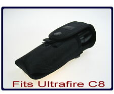 Flashlight Holster for Ultrafire C2 / C8