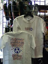 Soccer T Shirt  Look Good Soccer Adult Small