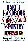 Baker Handbook for Single Adult Ministry (1996, Hardcover)