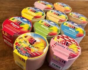 650g Likit Lick Refill Mint, Apple, Cherry, Fruit Salad, Candy Cane, Garlic etc