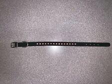 New listing Susan Lanci Aurora Borealis Swarovski Crystal Black Collar Size Small